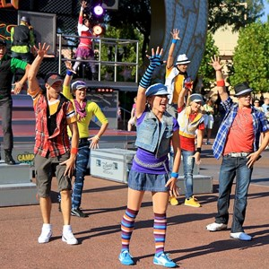 1 of 50: Disney Channel Rocks! - Opening day first performance