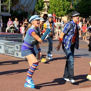 2 of 50: Disney Channel Rocks! - Opening day first performance