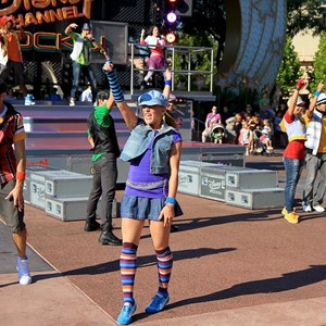 4 of 50: Disney Channel Rocks! - Opening day first performance