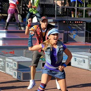 10 of 50: Disney Channel Rocks! - Opening day first performance