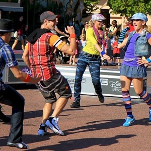 12 of 50: Disney Channel Rocks! - Opening day first performance