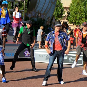 13 of 50: Disney Channel Rocks! - Opening day first performance