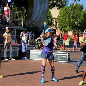 17 of 50: Disney Channel Rocks! - Opening day first performance