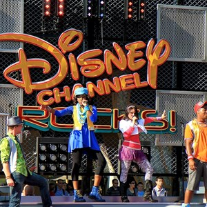 18 of 50: Disney Channel Rocks! - Opening day first performance