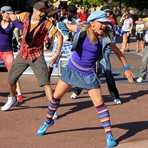 19 of 50: Disney Channel Rocks! - Opening day first performance