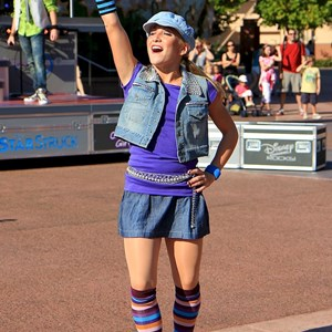 26 of 50: Disney Channel Rocks! - Opening day first performance