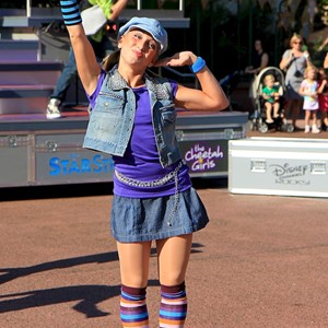 25 of 50: Disney Channel Rocks! - Opening day first performance