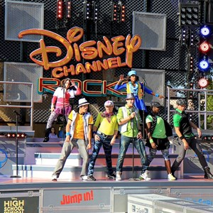 22 of 50: Disney Channel Rocks! - Opening day first performance