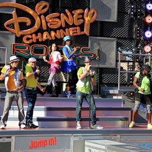 27 of 50: Disney Channel Rocks! - Opening day first performance
