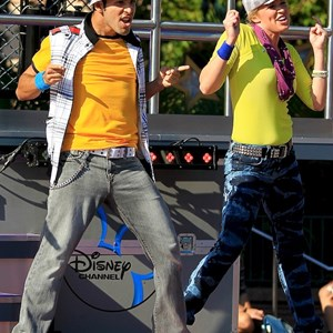 28 of 50: Disney Channel Rocks! - Opening day first performance