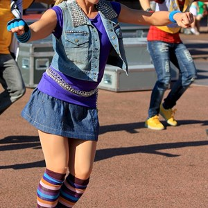 38 of 50: Disney Channel Rocks! - Opening day first performance