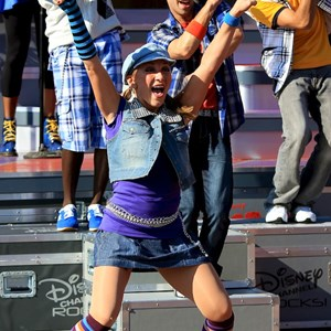 41 of 50: Disney Channel Rocks! - Opening day first performance