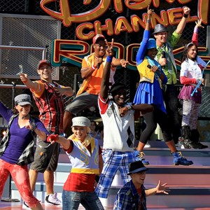 47 of 50: Disney Channel Rocks! - Opening day first performance