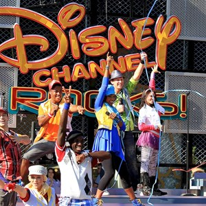 48 of 50: Disney Channel Rocks! - Opening day first performance
