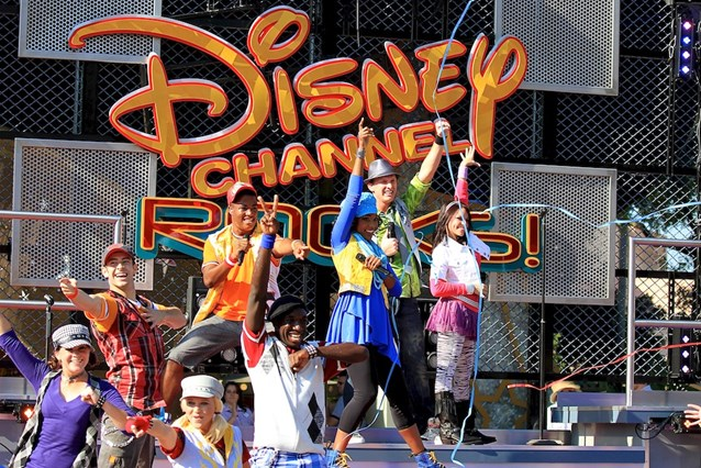 Disney Channel Rocks!