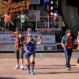 49 of 50: Disney Channel Rocks! - Opening day first performance
