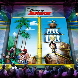 1 of 1: Disney Junior - Live on Stage! - Disney Junior - Live on Stage! concept art