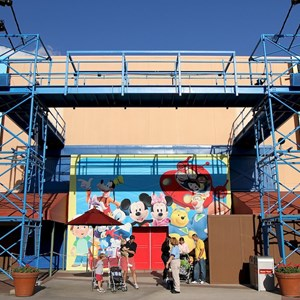 1 of 3: Disney Junior - Live on Stage! - Disney Junior - Live on Stage! pre opening exterior