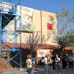 2 of 3: Disney Junior - Live on Stage! - Disney Junior - Live on Stage! pre opening exterior