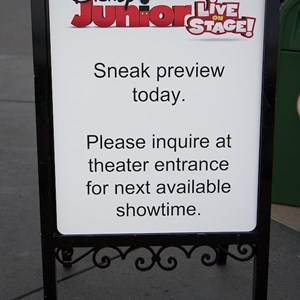 1 of 6: Disney Junior - Live on Stage! - Soft openings