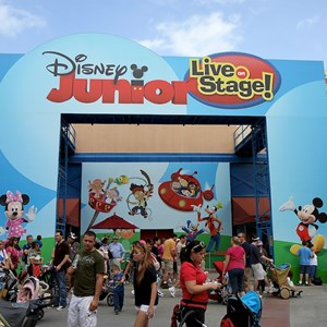 2 of 6: Disney Junior - Live on Stage! - Soft openings