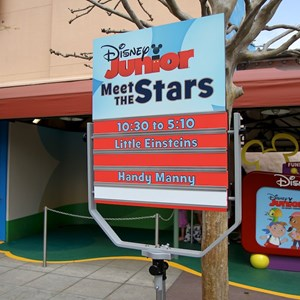 5 of 6: Disney Junior - Live on Stage! - Soft openings