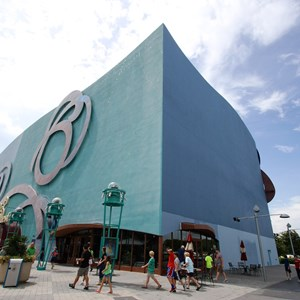4 of 5: Disney Quest - Disney Quest exterior refurbishment