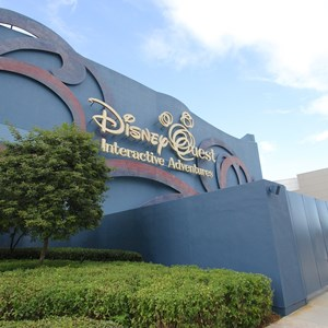4 of 6: Disney Quest - Disney Quest exterior refurbishment