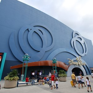 6 of 6: Disney Quest - Disney Quest exterior refurbishment