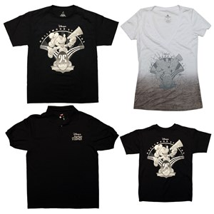 2 of 5: Disney's Hollywood Studios - Disney's Hollywood Studios 25th anniversary merchandise - T Shirts