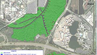 PHOTOS - New permit filings suggest the possibility of new roadways coming to Walt Disney World
