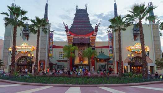 Permits filed for new fireworks launch site at Disney's Hollywood Studios
