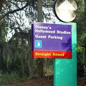 4 of 6: Disney's Hollywood Studios - Disney's Hollywood Studios road signs appearing all over property