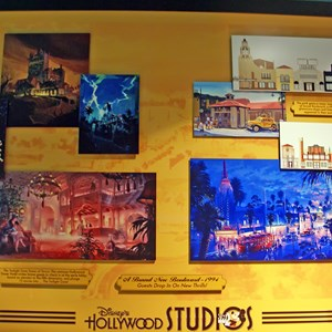 3 of 4: Disney's Hollywood Studios - A brand new boulevard 1994