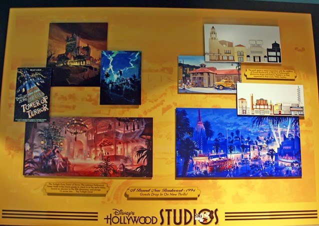 Disney's Hollywood Studios - A brand new boulevard 1994