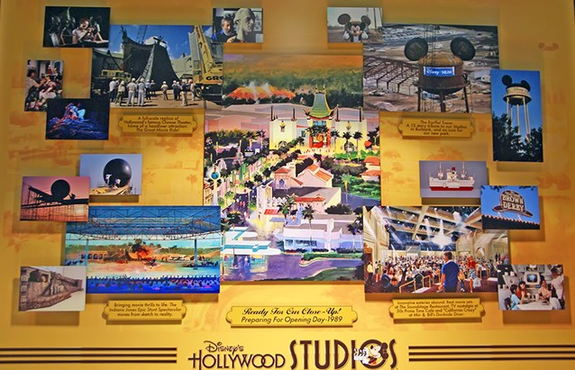 Disney's Hollywood Studios - Preparing for Opening Day 1989