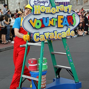 1 of 16: Disney's Honorary Voluntears Cavalcade - Disney's Honorary Voluntears Cavalcade
