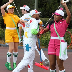 3 of 16: Disney's Honorary Voluntears Cavalcade - Disney's Honorary Voluntears Cavalcade