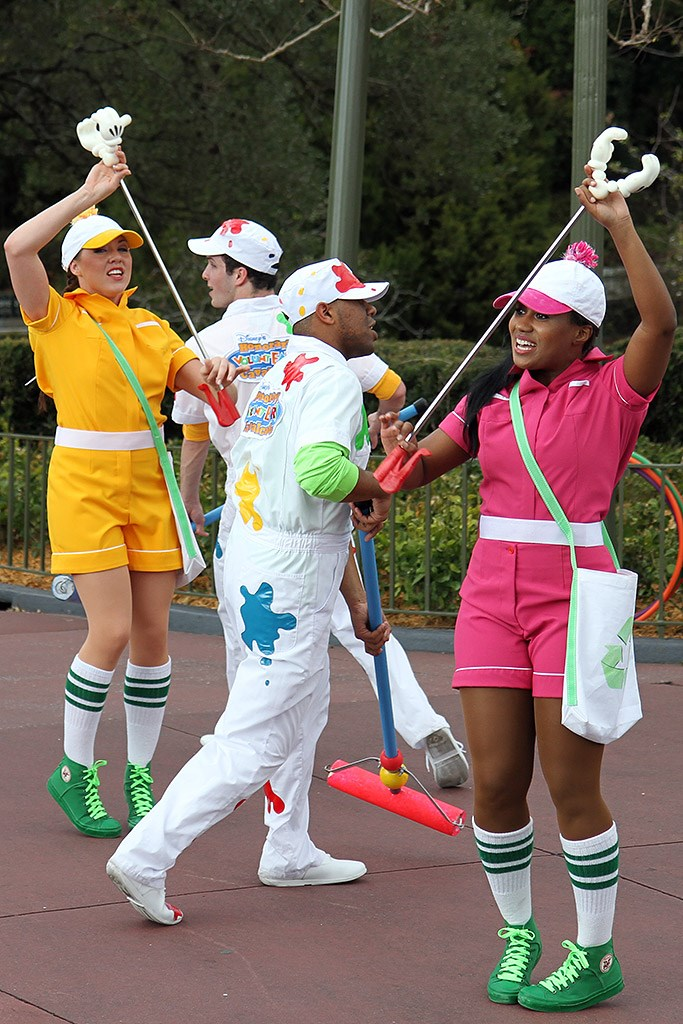 Disney's Honorary Voluntears Cavalcade