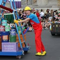 Disney&#39;s Honorary Voluntears Cavalcade