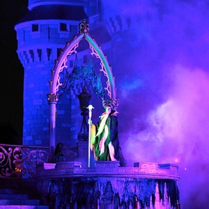 1 of 19: Disney's Villains Mix and Mingle - 2010 show