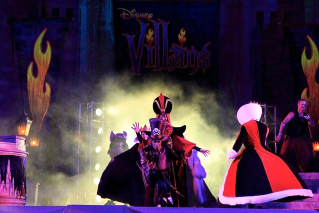 Disney's Villains Mix and Mingle