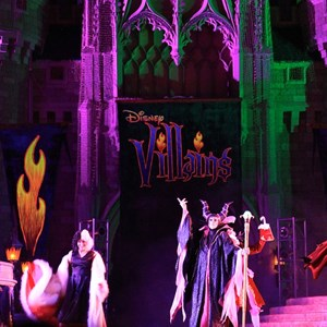 10 of 19: Disney's Villains Mix and Mingle - 2010 show