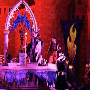 11 of 19: Disney's Villains Mix and Mingle - 2010 show