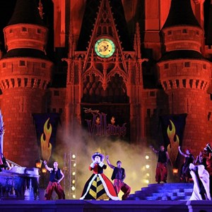 15 of 19: Disney's Villains Mix and Mingle - 2010 show