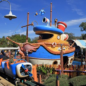 1 of 8: Donald's Boat - Donald's Boat