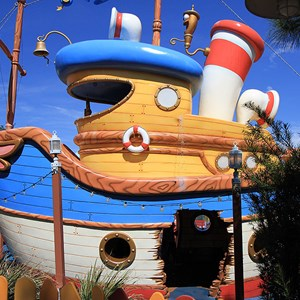 2 of 8: Donald's Boat - Donald's Boat