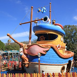 4 of 8: Donald's Boat - Donald's Boat