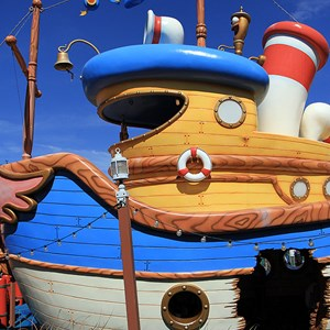 5 of 8: Donald's Boat - Donald's Boat