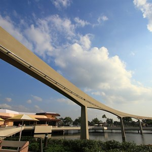 4 of 4: Epcot - Monorail beam refurbishment